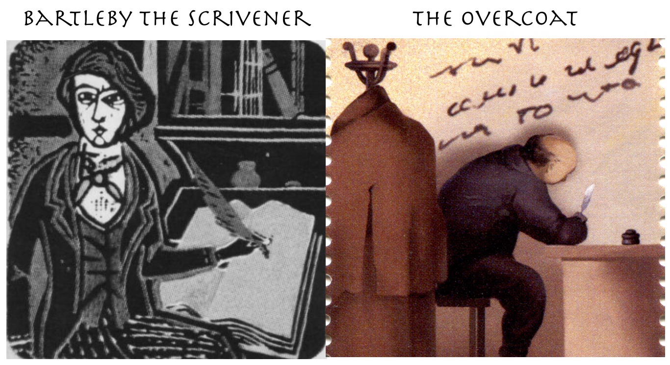 thesis about bartleby the scrivener Compare and contrast the great gatsby to bartleby the scrivener - essay  example  both great gatsby by scot fitzgerald and the bartleby the scrivener  by.